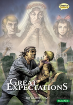 CLASSICAL COMICS QUICK: GREAT EXPECTATIONS
