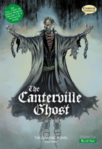 CLASSICAL COMICS QUICK: THE CANTERVILLE GHOST