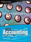 VCE ACCOUNTING UNITS 1&2 AND DIGITAL BOOK