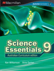SCIENCE ESSENTIALS 9 FOR THE AUSTRALIAN CURRICULUM