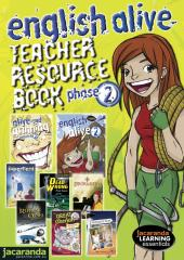 ENGLISH ALIVE TEACHER RESOURCE BOOK PHASE 2 - REDUCED!