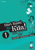 DAR KAMI KE KITA 1: TEACHER RESOURCE BOOK AND CD