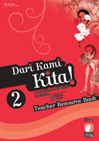 DAR KAMI KE KITA 2: TEACHER RESOURCE BOOK AND CD