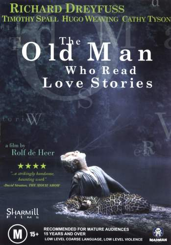 THE OLD MAN WHO READ LOVE STORIES DVD