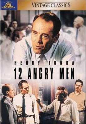 TWELVE ANGRY MEN DVD