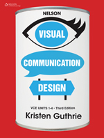NELSON VISUAL COMMUNICATION DESIGN VCE UNITS 1-4 + 4 YEAR EBOOK ACCESS