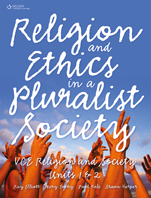 RELIGION AND ETHICS IN A PLURALIST SOCIETY: VCE RELIGION AND SOCIETY UNITS 1 & 2 EBOOK - 4 YEAR ACCESS (ONLY PURCHASE IF ON SCHOOL BOOKLIST)