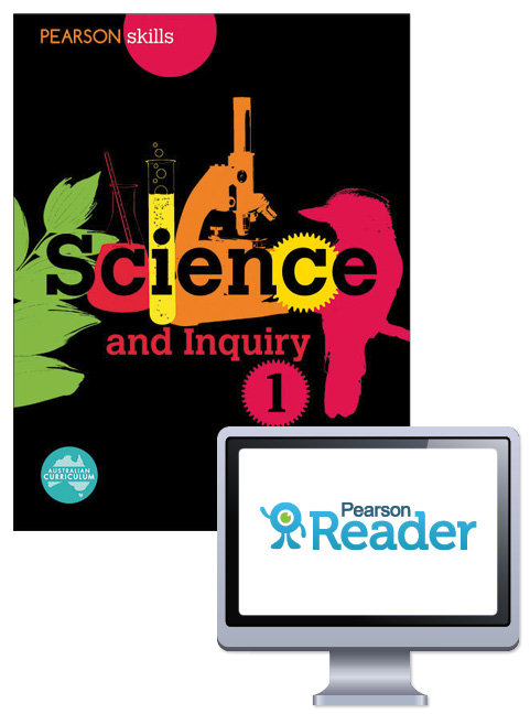 PEARSON SKILLS: SCIENCE AND INQUIRY 1 + PR ACCESS CARD COMBO