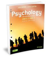 PSYCHOLOGY FOR THE VCE STUDENT UNITS 1&2 6E FLEXISAVER & EBOOKPLUS
