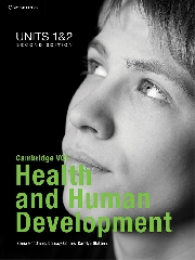 CAMBRIDGE VCE HEALTH AND HUMAN DEVELOPMENT SECOND EDITION UNITS 1&2 DIGITAL