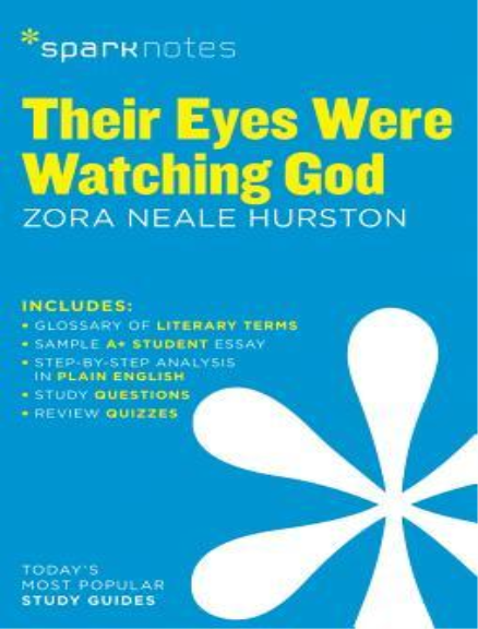 their eyes were watching god literary