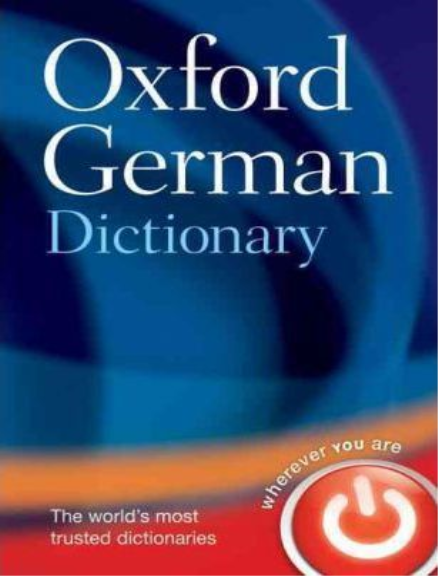 Buy Book - OXFORD GERMAN DICTIONARY 3E   Lilydale Books