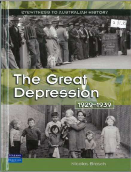 Buy Book - THE GREAT DEPRESSION 1929-1939: EYEWITNESS TO ...