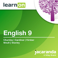 JACARANDA ENGLISH 9 VICTORIAN CURRICULUM LEARNON