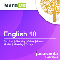 JACARANDA ENGLISH 10 VICTORIAN CURRICULUM LEARNON