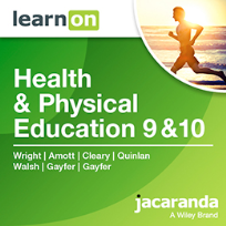 JACARANDA HEALTH & PHYSICAL EDUCATION 9 & 10 VICTORIAN CURRICULUM LEARNON EBOOK