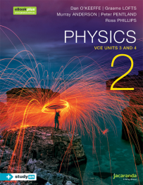 PHYSICS 2 VCE UNITS 3&4 EBOOK (INCL. STUDYON UNITS 3&4)