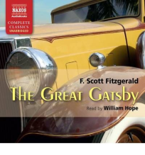 THE GREAT GATSBY AUDIO CDS