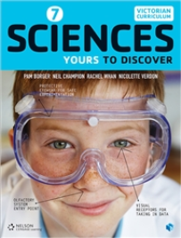 SCIENCES 7: YOURS TO DISCOVER