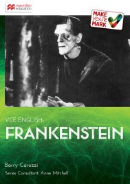 MAKE YOUR MARK: FRANKENSTEIN EBOOK (No printing or refunds. Check product description before purchasing)