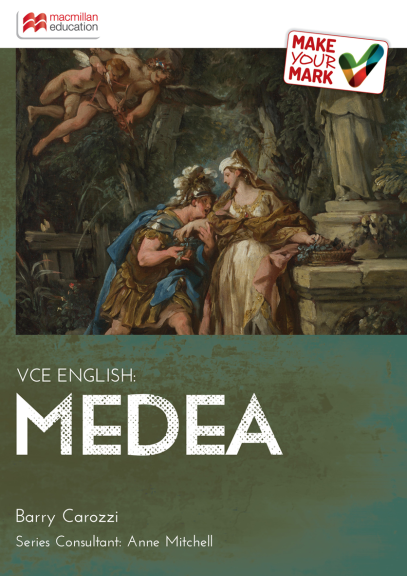 MAKE YOUR MARK: MEDEA EBOOK (No printing or refunds. Check product description before purchasing)