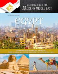 EGYPT: MAJOR NATIONS OF THE MODERN MIDDLE EAST