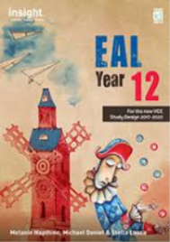 INSIGHT EAL FOR YEAR 12 WORKBOOK & TEXTBOOK IN 1 + EBOOK BUNDLE