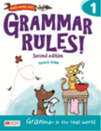 GRAMMAR RULES! BOOK 1 2E