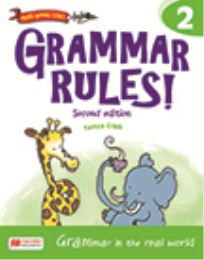 GRAMMAR RULES! BOOK 2 2E