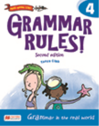 GRAMMAR RULES! BOOK 4 2E