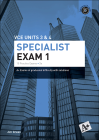 A+ PRACTICE EXAM SPECIALIST MATHS VCE UNITS 3&4 EXAM 1 (2E)