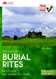 MAKE YOUR MARK: BURIAL RITES 2E