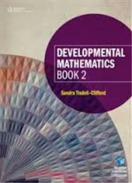 DEVELOPMENTAL MATHEMATICS BOOK 2 EBOOK (No printing or refunds. Check product description before purchasing)