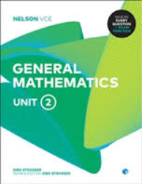 NELSON VCE GENERAL MATHEMATICS UNIT 2 EBOOK