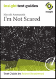 im not scared text response