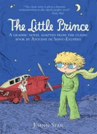 LITTLE PRINCE (GRAPHIC NOVEL)