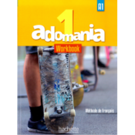 Buy book adomania 1a1 workbook english version cd parcours adomania 1a1 workbook english version cd parcours digital code fandeluxe Image collections