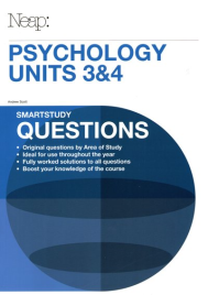 NEAP SMARTSTUDY QUESTIONS: PSYCHOLOGY UNITS 3&4