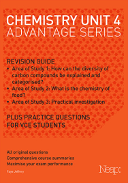 NEAP ADVANTAGE: CHEMISTRY UNIT 4