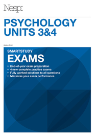 NEAP SMARTSTUDY EXAMS: PSYCHOLOGY UNITS 3&4