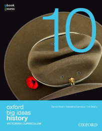 OXFORD BIG IDEAS HISTORY 10 VICTORIAN CURRICULUM OBOOK