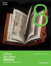 OXFORD BIG IDEAS HISTORY 8 VICTORIAN CURRICULUM OBOOK