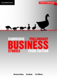CAMBRIDGE PRELIMINARY BUSINESS STUDIES 3E (TEXTBOOK + EBOOK)