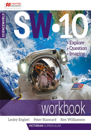 SCIENCEWORLD VICTORIAN CURRICULUM 10 WORKBOOK