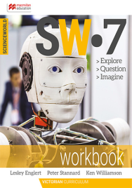 SCIENCEWORLD VICTORIAN CURRICULUM 7 WORKBOOK