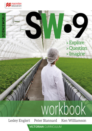 SCIENCEWORLD VICTORIAN CURRICULUM 9 WORKBOOK