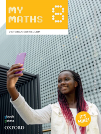 OXFORD MYMATHS 8 VICTORIAN STUDENT BOOK + OBOOK ASSESS