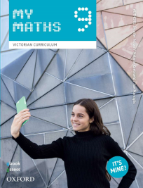 OXFORD MYMATHS 9 VICTORIAN STUDENT BOOK + OBOOK ASSESS