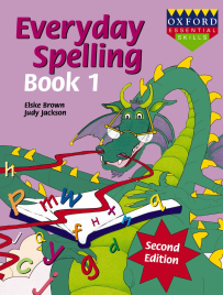 OXFORD EVERYDAY SPELLING BOOK 1 2E