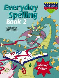 OXFORD EVERYDAY SPELLING BOOK 2 2E